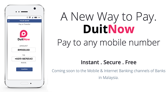 Duitnow Send And Receive Money Instantly With Mobile